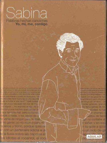 sabina - yo, mi, me, contigo (libro + cd)