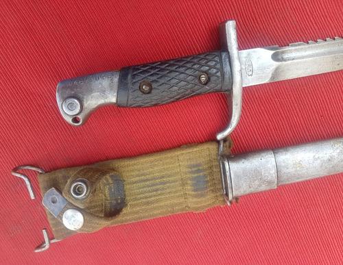 sable bayoneta imara armada a.a.m.z. solingen malvinas
