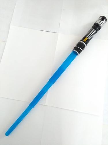 sable laser star wars con luz y sonido extensible armonyshop