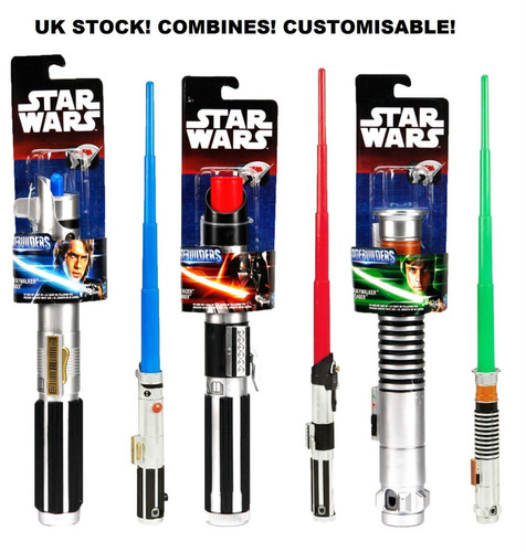 sable laser star wars darth vader hasbro espada
