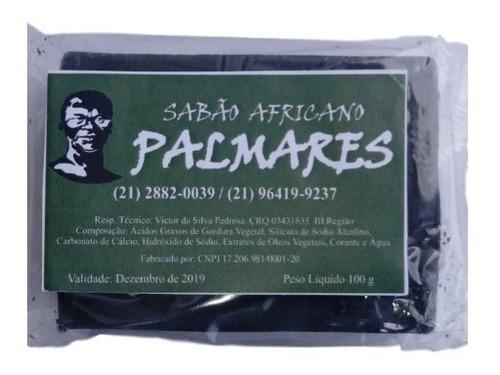 sabão africano banha pura com 7 ervas umbanda 12un