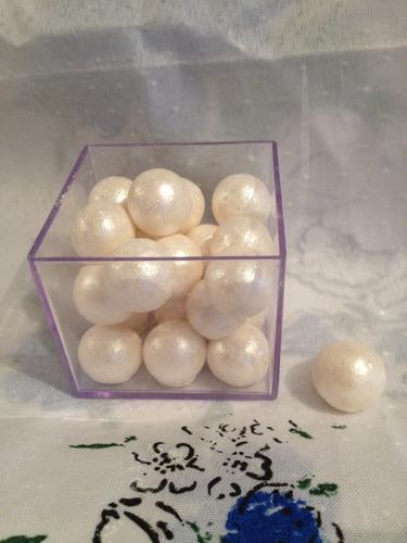 sabonete artesanal pérola - 3 unidades