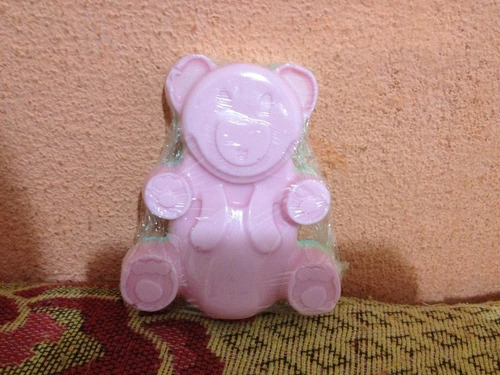 sabonete artesanal urso