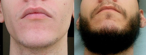 sabonete bomba cresce barba - cresce mesmo 200 ml