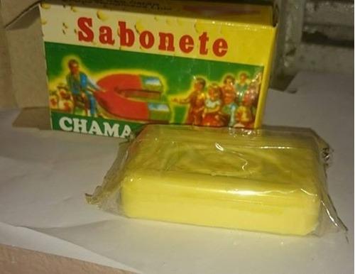 sabonete consagrado para atrair fregueses em seu comércio