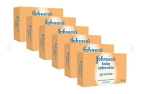 8fbebc76e9 Sabonete Johnson´s Baby Glicerinado Mel 30 Caixas Premium
