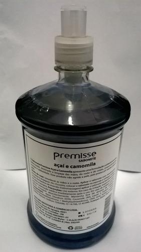 sabonete líquido p/ mãos corpo hidromassagem açaí camomla 1l