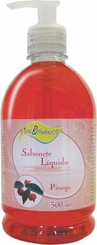 sabonete líquido tok bothânico com 12 unidades
