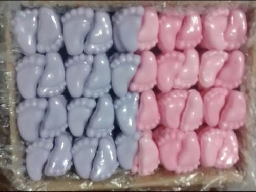 sabonete minipezinho avulso - 100 unidades(50 pares)