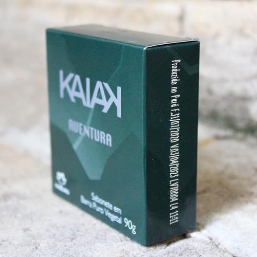 sabonete natura edição especial kaiak aventura 90g