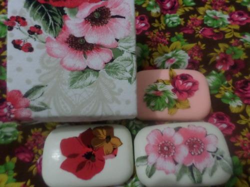 sabonete perfumados para dia das mães