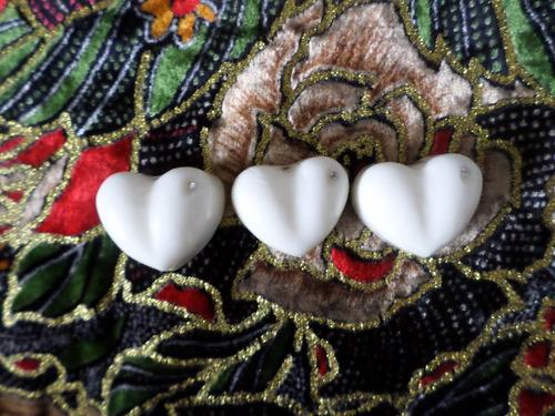 sabonetinho formato coração gota