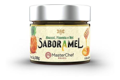saboramel - abacaxi com pimenta e mel