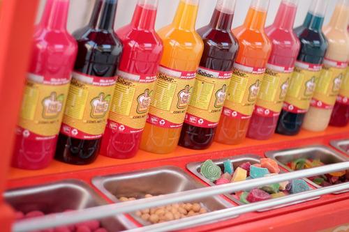 sabores para micheladas de frutichela!! màs de 30 a elegir