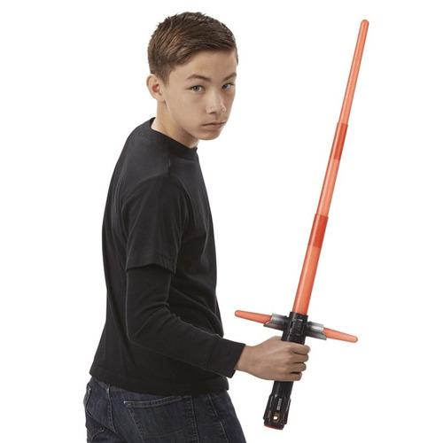 sabre luz realista espada star wars original hasbro b2948