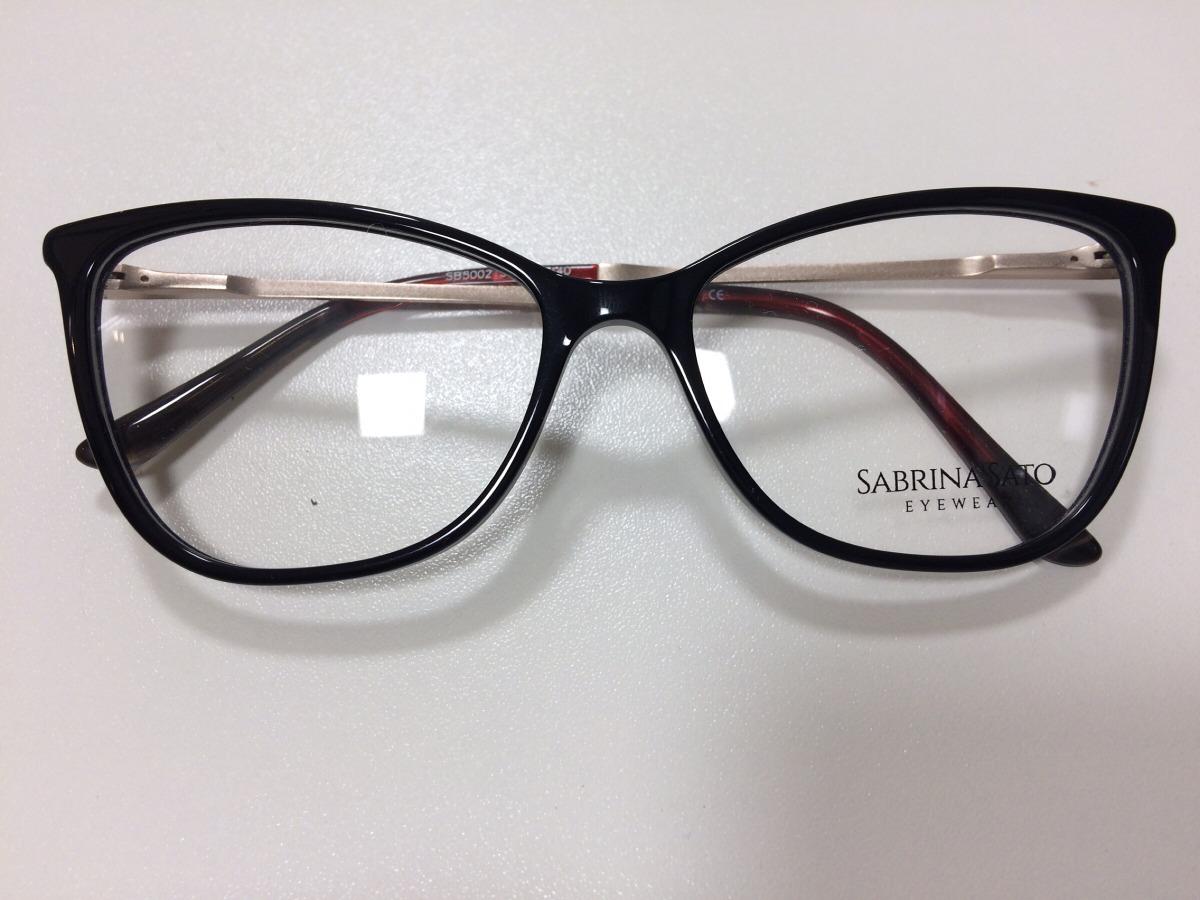 007987d6053fc sabrina sato óculos de grau sb5002 54 16 140 c1. Carregando zoom.