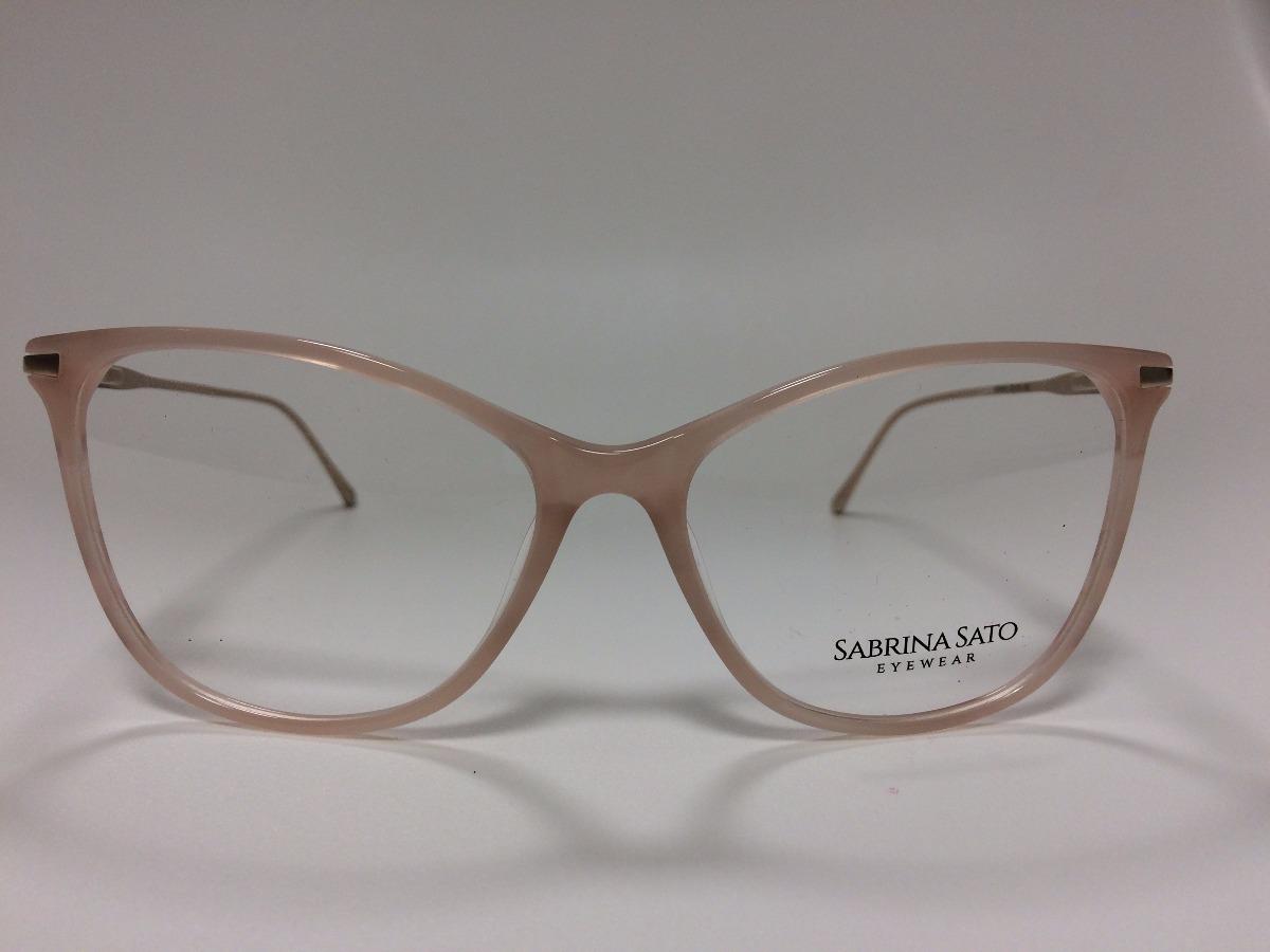 f063fa153 Sabrina Sato Óculos De Grau Sb5003 55 16 140 C2 - R$ 278,00 em ...