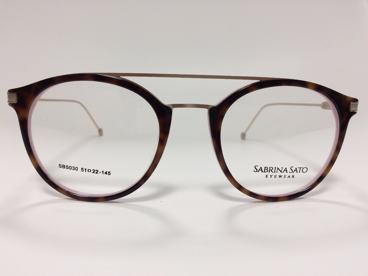 f07f43330 Sabrina Sato Óculos De Grau Sb5030 51 22 145 C3 - R$ 278,00 em ...