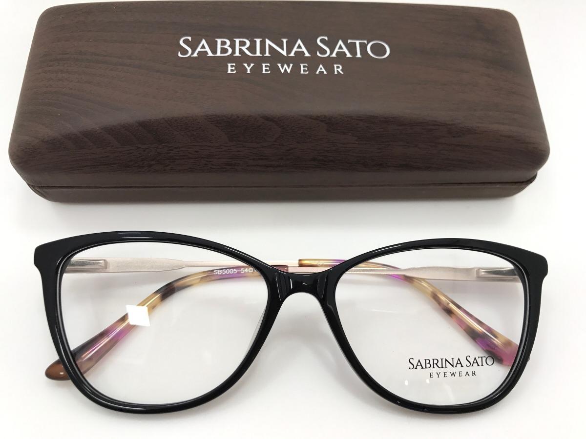 90cd70bd945d5 sabrina sato óculos sb5005 c1 54 16 140. Carregando zoom.