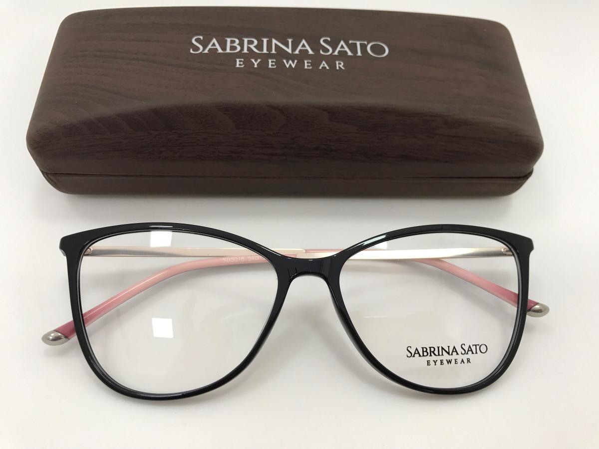 e681be4a885cb sabrina sato óculos sb5018 c1 54 15 140. Carregando zoom.