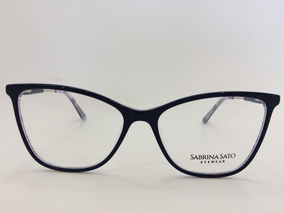 9afbf61aae838 sabrina sato óculos sb5023 c3 55 16 140. Carregando zoom.