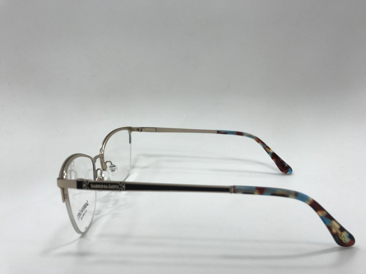 44831a00c Sabrina Sato Óculos Sj6004 C1 54 17 135 - R$ 248,00 em Mercado Livre