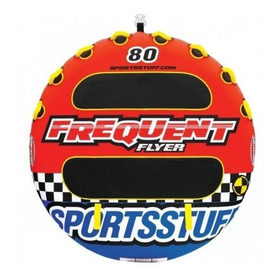 Saca Chucha Remolque Inflable Sportsstuff  Frequent Flyer