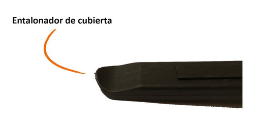 saca cubiertas plasticas - bicicleta - herramientas