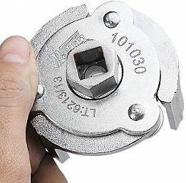 saca filtro de óleo c/ 3 garras 1/2 (abertura máxima 100mm)