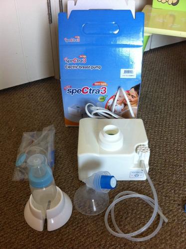 saca leche electrico