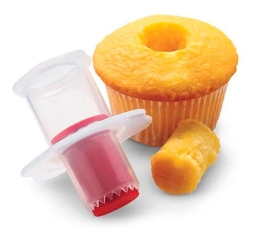 sacabocado para rellenar cupcakes la botica pastelería - cc