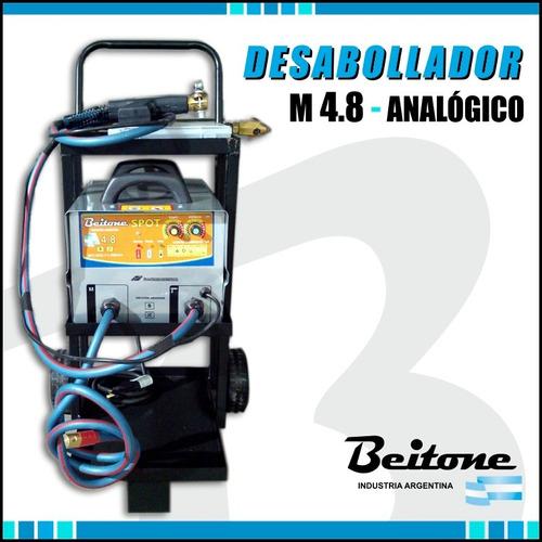 sacabollo desabollador eléctrico analogico beitone- ind.arg.