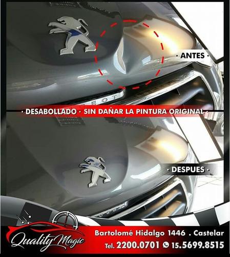 sacabollos/ centro de estética automotriz