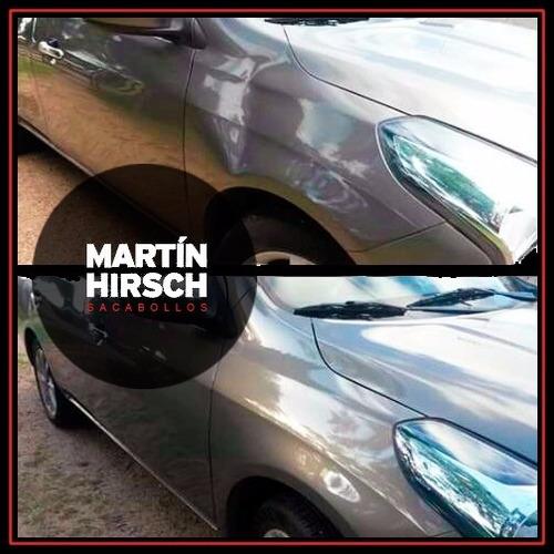 sacabollos martin hirsch reparación de abolladuras granizo
