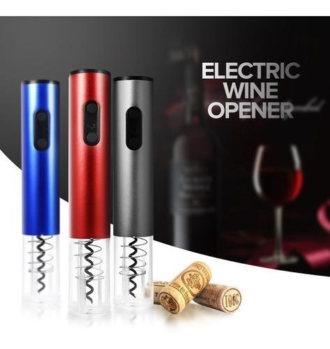 sacacorchos automatico electrico abridor vinos destapador