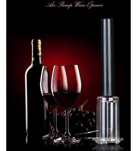 sacacorchos - destapador neumático para vinos - ideal regalo