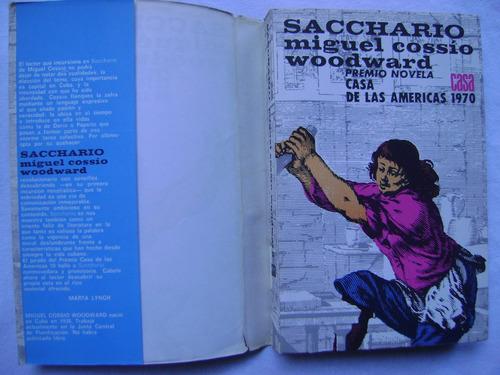 sacchario - miguel cossío woodward