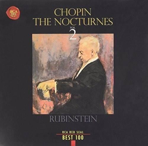 sacd : arthur rubinstein - chopin: the nocturnes vol. 2...