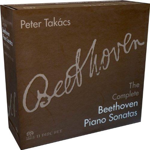 sacd : complete beethoven piano sonatas  - beethoven / ta...