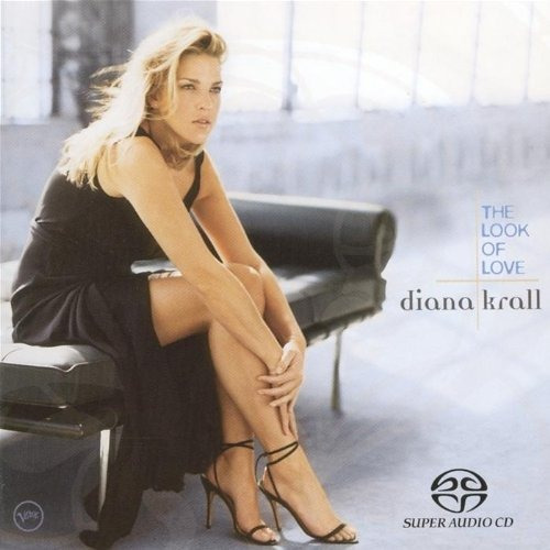 sacd : diana krall - look of love (hybrid sacd, multicha...