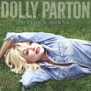 sacd dolly parton halos & horns  (super audio cd)