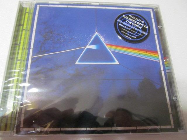 Sacd Pink Floyd The Dark Side Of The Moon 30th Arte Som