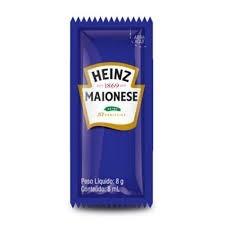 sachê maionese heinz 8g c/192 - heinz