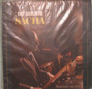sacha - no balaio - mono - 1967
