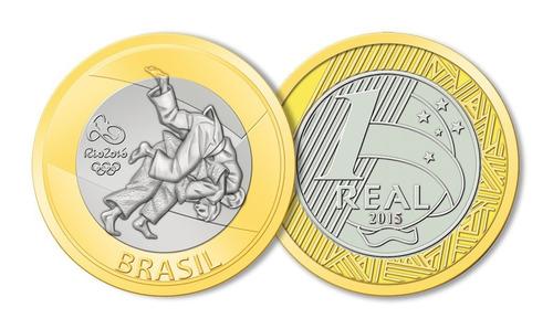 sache judo lacrado 50 moedas olimpiadas