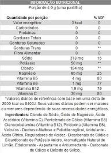 sache suum repositor eletrolítico tangerina (10 unidades)