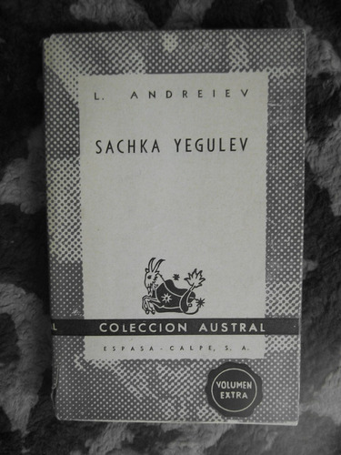 sachka yegulev leonidas andreiev 1950