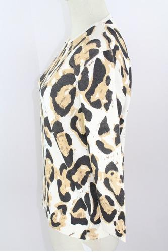 saco animal print