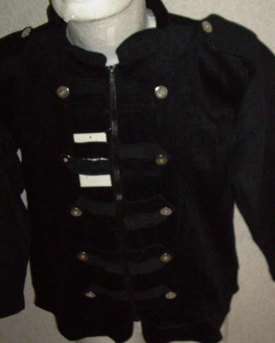saco blazer casual vestr corte militar tallas extra a la 50