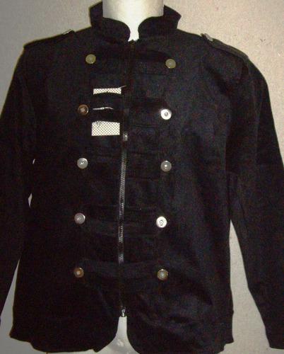 saco blazer casual y corte militar stretch  y tallas extra